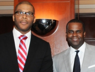 Atlanta Mayor Kasim Reed Welcomes Tyler Perry and 100 Urban Entrepreneurs
