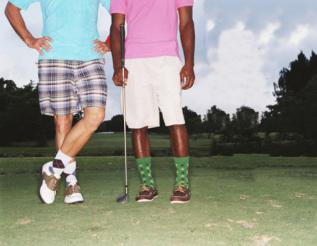 Men's Guide to Looking Good on the Golf Course