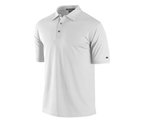 THE POLO  Tiger Woods and Nike have married the technology advances of sportswear apparel and fashion with his TW golf line very well. The TW Dri-FIT UV Men's Mini Argyle Golf Polo ($70) has a great fit with its slimmer cut, as well as sun-blocking, and sweat-wicking fabric to keep you cool.