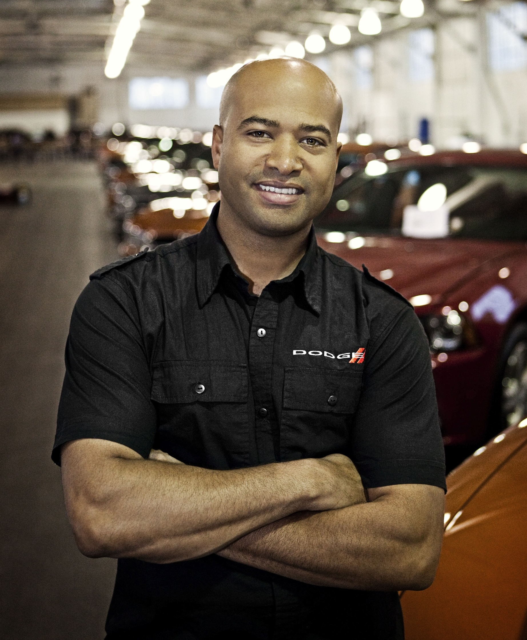 SRT Brand President & CEO and Chrysler Group SVP of Design Ralph Gilles (Image: Courtesy of Subject)