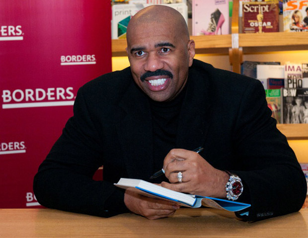 PENNING DEALS  Harvey's self-published debut Steve Harvey Big Time is tough to find these days, but fans can find copies of his self-help book for women Act Like A Lady, Think Like A Man in droves. In fact, more than 2.5 million copies have been sold to date. The book positioned Harvey as a relationship guru and is the basis of an upcoming film that features stars like Gabrielle Union, Michael Ealy, Kevin Hart and Taraji P. Henson. His following, 2010's Straight Talk No Chaser, became his second Top 10 New York Times bestseller.