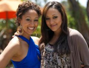 Tia and Tamera Mowry (Image: Press)