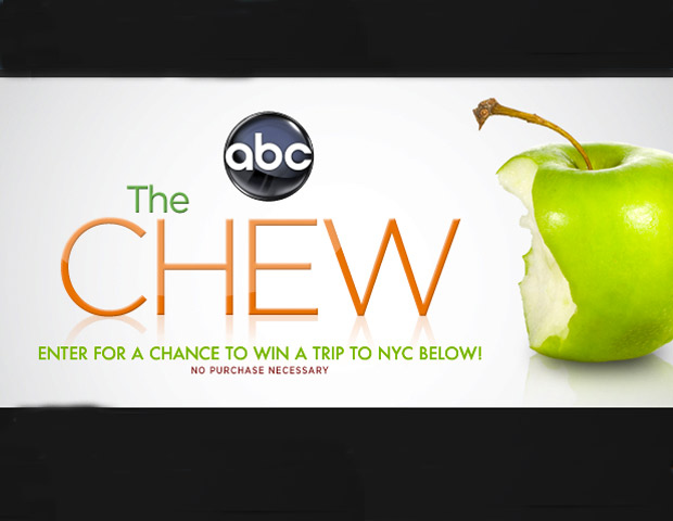 The Chew (ABC, weekdays 1pm EST) 	Premieres September 26 	Hosts:  Carla Hall, Mario Batali, Daphne Oz, Clinton Kelly, Michael Symon  ABC's new lifestyle talk show will revolve around what everyone loves most⎯food! Top Chef winner and culinary entrepreneur Hall will join Batali, Oz, Symon and Kelly to discuss epicurean fabulousness like food trends, where to dine and how to host phenomenal dinner parties.
