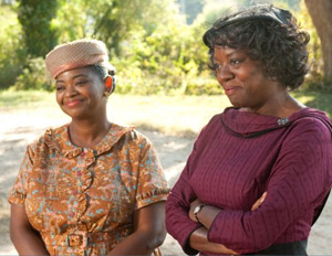 Octavia Spencer and Viola Davis deliver powerful performances in 'The Help'