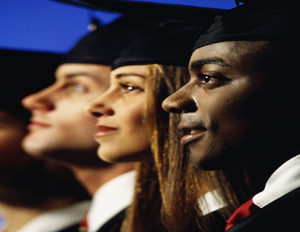 Recent Grads, Keep Your Head (And Morale) Up