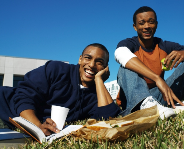 HBCU Grads Have Higher Sense of Well-Being Than Black Non-HBCU Grads