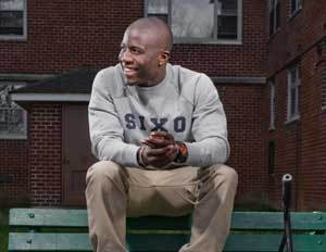 Who's Next: BMX Star Nigel Sylvester