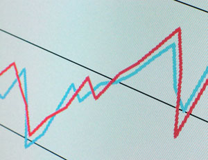 Wall Street stocks plummeted on Monday (Image: Thinkstock)