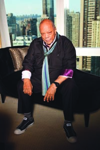 Backtalk with Quincy Jones