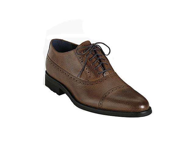 Cole Haan Stanton Cap-Toe Leather Oxford ($198)