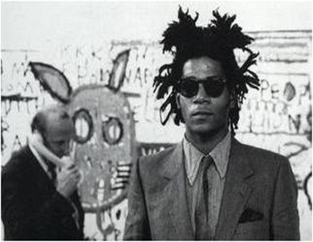 Jean-Michel Basquiat, deceased    