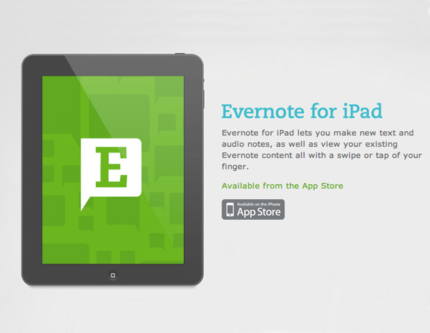 Note Taking: A great note taking app for iPad users is Evernote, which allows you to access your notes from any mobile device anywhere.  You can also provide links to team members so that they can access meeting notes.