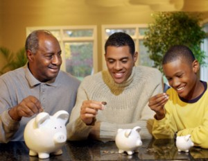 """He still rocks leisure suits and hates that """"hippity hoppity"""" music. But you might want to listen to grandpa when it comes to handling money. (Image: ThinkStock)"""