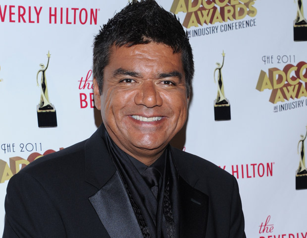 Comedian, actor and philanthropist, George Lopez received ADCOLOR's All-Star Award, presented by Omnicom Group