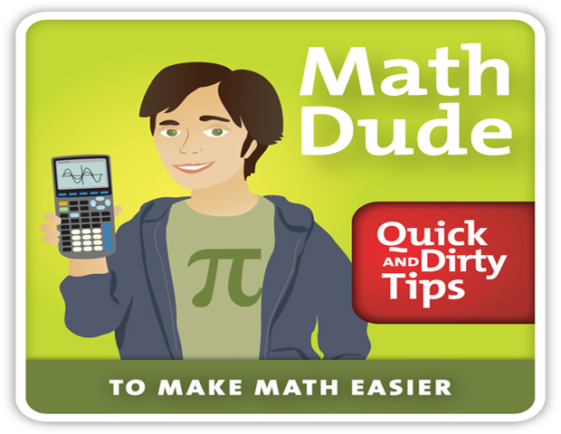 "<a href=""http://mathdude.quickanddirtytips.com/"" target=""_blank""><strong>The Math Dude: Quick and Dirty Tips to Make Math Easier </strong></a> <br> <br>   If binomials are your worst enemy, this one's for you. Jason Marshall, <a href=""http://www.facebook.com/TheMathDude"" target=""_blank"">The Math Dude</a>, is like the cool tutor you've always wanted. The research scientist can break down even the most trivial math problems and turn them into something you understand (and, dare I say, enjoy). The podcast starts with basic math, such as multiplying fractions and calculating median values; expanding to more complex topics, ranging from the Fibonacci Sequence to modular addition, so listeners can grow with the program. Each podcast is less than 10 minutes long."