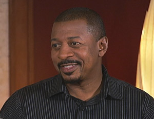 robert townsend smiling