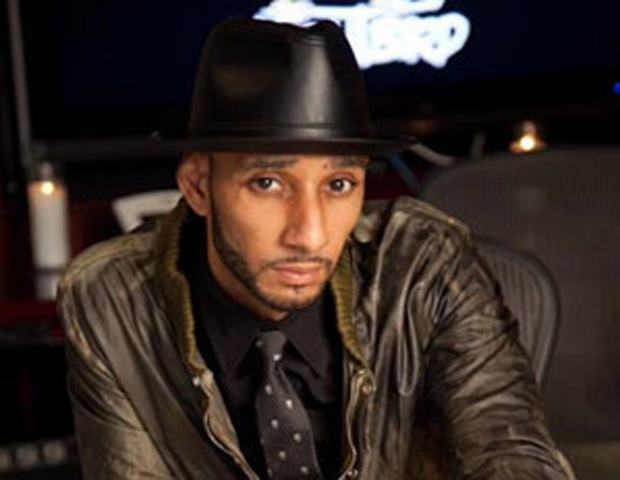 Kasseem 'Swizz Beatz' Dean, 33   