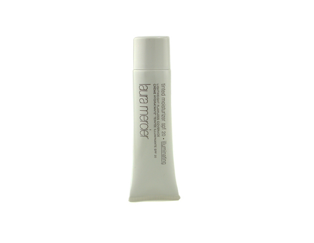 Tinted Moisturizer with SPF: After a long day at the office, refresh your make-up with a tinted moisturizer, specifically one with SPF.  Tinted moisturizers with SPF condense three steps into one (foundation, sunscreen, moisturizer). Try the Laura Mercier cream, which comes in 10 shades (Sephora; $42).
