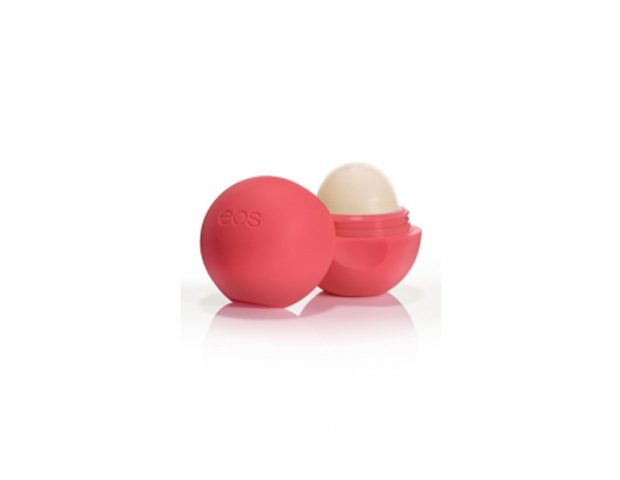 Lip Nurishment: A dry lip is never a good look, so it's best to pucker up throughout the day with a moisturizing lip balm. Try Evolutions of Smooth's  (EOS) lip balms ($3.95), which come in a chic sphere applicator and are 100% natural. Your lips will thank you!