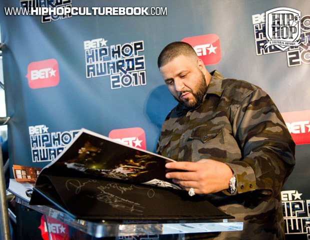 Miami's DJ Khaled reads the best of the culture.