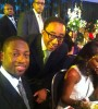 I had the pleasure of attending the 41st Congressional Black Caucus Foundation's Annual Phoenix Award Dinner in Washington, D.C. on Saturday, September 24, 2011. While there I got the opportunity to meet (or interrupt depending on how you look at it) NBA player Dwyane Wade (@DwyaneWade) and his actress girlfriend Gabrielle Union (@ItsGabrielleU).  Based upon my experience, I wanted to provide some helpful tips on how to properly interrupt a VIP's dinner plans with technology. —Hajj Flemings