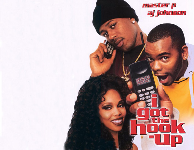 I GOT THE HOOK UP