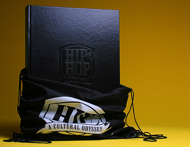 To purchase your copy of Hip Hop, A Cultural Odyssey click here and every 10 books sold will result in a copy being donated to a HBCU library.