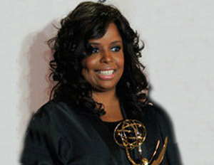 Two-time Emmy winner Katreese Barnes