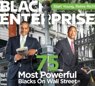 75 Most Powerful Blacks on Wall Street