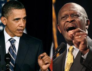 Cain Vs. Obama: A Comparison of Economic Issues