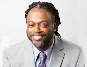 P-TECH Principal Rashid Ferrod Davis