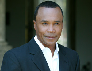 Sugar Ray Leonard Talks 'Real Steel' Boxing Gig & Branding After Retirement