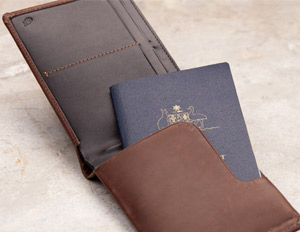 The specialized passport sleeve