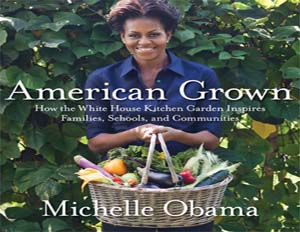 In the News: Michelle Obama's First Book Titled 'American Grown'; NPR's Michele Norris Steps Down as Host and More