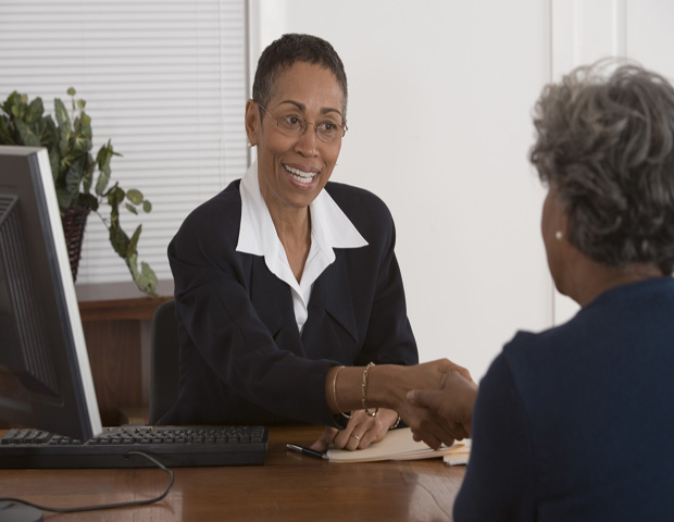 CareerInterviewSeniorWoman620480