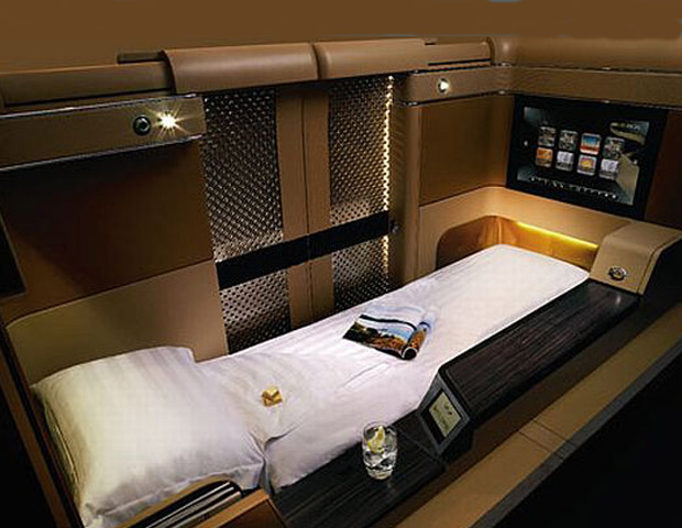 Etihad Airways Diamond 1st Class Suite