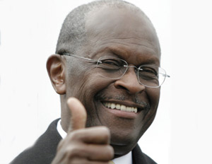 Herman Cain Announces 'Revolution Solution' Bus Tour