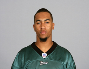 DeSean Jackson of the Philadelphia Eagles in his handout picture (Image: Getty)