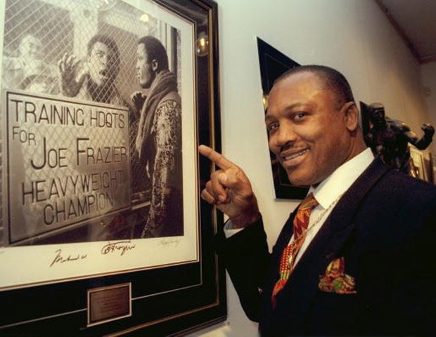 Joe Frazier Decoded: The People's Champion Remembered