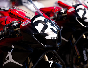 Michael Jordan Motorsports on the Track to Success