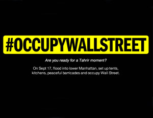 David Banner's Thoughts On the #OccupyWallStreet Movement