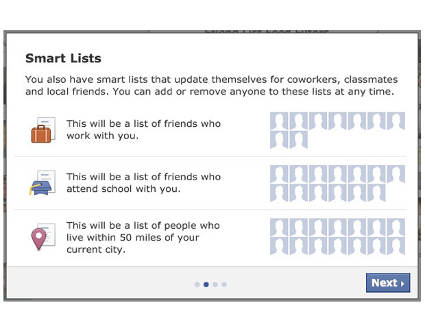 Smart Lists