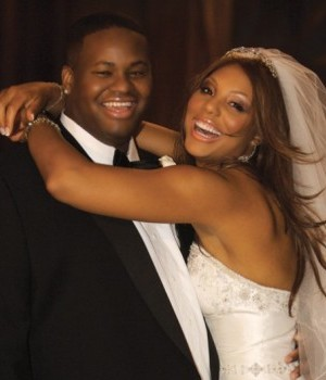 Tamar Braxton on Marrying Vince Herbert for Money Sister Toni