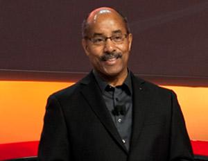 General Motors' Vice President of Global Design, Edward T. Welburn