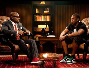 Steve Stoute Talks America's 'Tanning' with Jay-Z In New Series