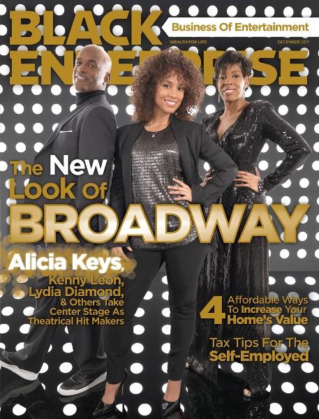 Black Enterprise December 2011 cover