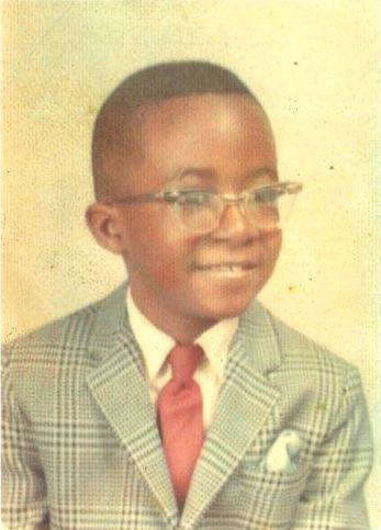 My school portrait as a 3rd grader, when I was a poor black kid. (Image: Courtesy of Virginia Edmond)