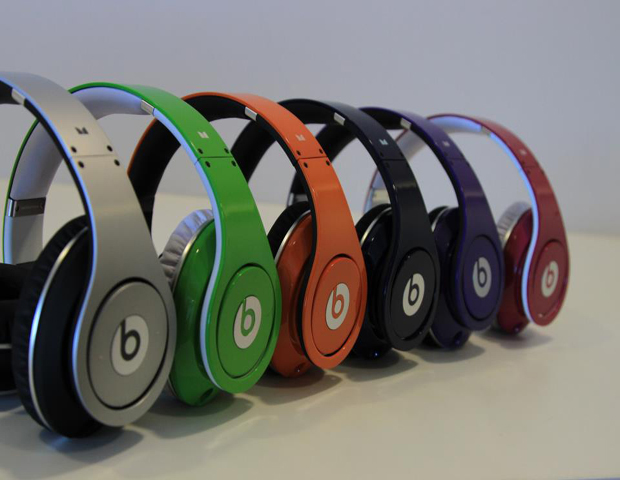 Beats by Dr. Dre Studio Color Headphones from Monster, starting at $299.95     With everyone from producing pros Pharrell Williams and Will.i.am to music heavyweights such as Diddy and Kanye West rocking these earphones, it's fair to say they're industry approved. Pairing advance speaker technology and unmatchable noise cancellation ability with a wide variety of colors (such as pink, orange, green, and blue), these limited –edition headphones are a great choice for the music connoisseur in your life.