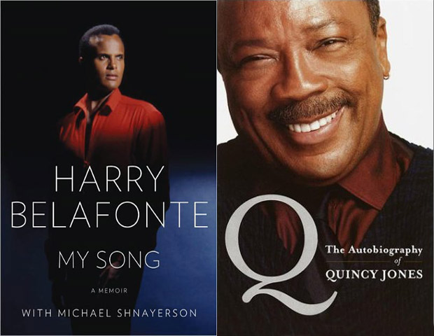 My Song: A Memoir by Harry Belafonte and Michael Shnayerson,
