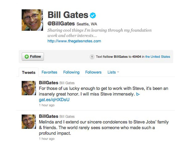 BEST TWEET OF 2011: